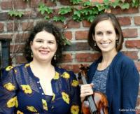 GEMS Presents Kristina Giles and Marie Blair in Concert at St. Peter's Today