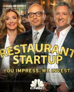 CNBC Announces Updates Listings for RESTAURANT STARTUP