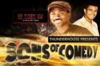 Sons of Comedy: Murphy and Pryor Launches in Studio City Tonight, 9/29
