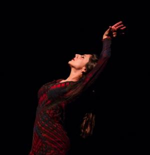 Omayra Amaya Brings FLAMENCO to The Deauville Hotel, Now thru 6/14