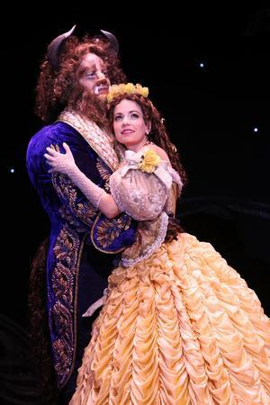 National Tour of Disney's BEAUTY AND THE BEAST Opens Tonight at San Diego Civic Theatre