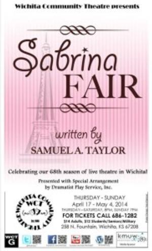 BWW Reviews: Fair SABRINA FAIR at Wichita Community Theatre