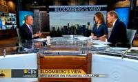 NY Mayor Michael Bloomberg Guests on CBS THIS MORNING