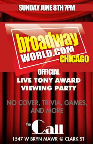 The Second City, Writers Theatre, Theo Ubique and UP Comedy Club Add Free Ticket Offers To BWW Chicago's Tony Party Prize List!