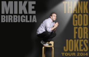 Mike Birbiglia's THANK GOD FOR JOKES Tour Comes to Kentucky Center Tonight