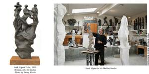 TOTEMS AND DEITIES: Herb Albert & Anita Huffington on Exhibition at ACA Galleries, Now thru 4/16