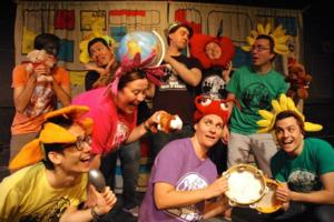 Barrel of Monkeys Adds Matinee Performances of THAT'S WEIRD, GRANDMA