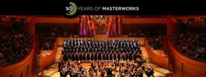 LA Master Chorale to Perform Bach's B MINOR BASS at 50th Anniversary Celebration, 1/25-26