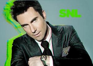Adam Levine-Hosted SNL Wins Metered-Market Households