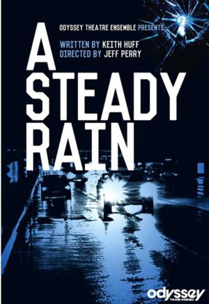 Jeff Perry Directs Odyssey Theatre's A STEADY RAIN, Opening Tonight