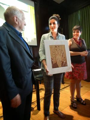 Carlotta Corradi Receives First Mario Fratti Award for Emerging Italian Playwrights