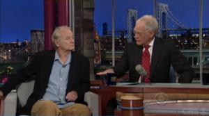 Bill Murray Returns for DAVID LETTERMAN 20th Anniversary Tonight