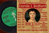 Carole J. Bufford Brings BODY & SOUL to the Metropolitan Room, 1/16-2/27