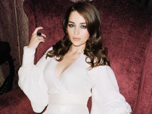 Game of Thrones Emilia Clarke Tops AskMen's 'Most Desirable Women of 2014'