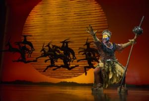 THE LION KING Marks 7,000 Performances on Broadway Tonight