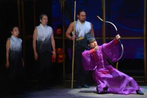 BWW Reviews: THE ORPHAN OF ZHAO at La Jolla Playhouse