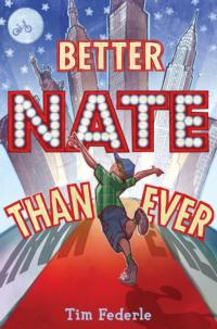 BILLY ELLIOT Coach Tim Federle Releases BETTER NATE THAN EVER Book - February 5, 2013