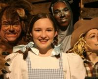 Pumpkin Theatre Presents DOROTHY AND THE WIZARD OF OZ, Beginning 3/16