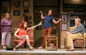 BWW Reviews: The Guthrie Theater's VANYA AND SONIA AND MASHA AND SPIKE Entertains with Deliciously Over-the-Top Comedic Performances