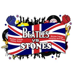 Grove Theatre to Present BEATLES VS. STONES - A MUSICAL SHOOT OUT, 2/22