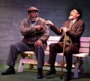 BWW Reviews: I'M NOT RAPPAPORT Is More Than Worthy of Its Encore Production