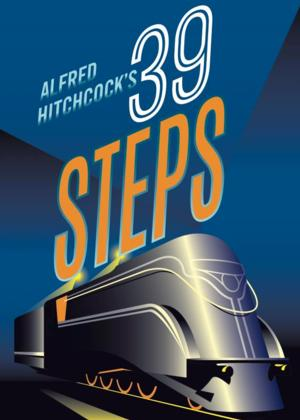 Alhambra Theatre & Dining to Present THE 39 STEPS, Opening 8/6