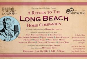 Long Beach Playhouse Welcomes Back Political Players in LONG BEACH HOME COMPANION Tonight