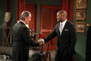 Superbowl Champ Michael Robinson to Guest Star on Y&R 3/13
