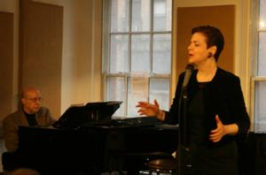 BWW Cabaret Profile: Vocalist CELIA BERK Draws Her Own Map From Fear to Craft