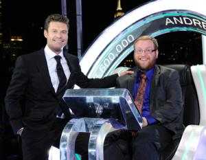 Andrew Kravis Wins NBC's MILLION SECOND QUIZ