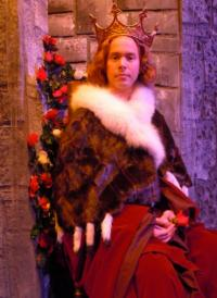 Cincinnati Shakespeare to Stage RICHARD II, 1/11-2/3