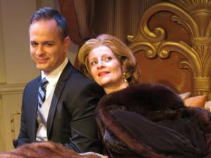 BWW Reviews:  SWIMMING AT THE RITZ is a Hit at NJ Rep
