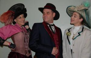 BWW Review:  LEGALLY DEAD Opens at The Mystery Train in Kansas City