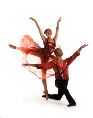 Dance Theatre Of Harlem to Perform at Bass Hall, 1/26