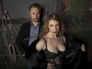 Huntington's VENUS IN FUR with Andrea Syglowski Begins Today