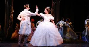 BWW Reviews: Rodgers + Hammerstein's CINDERELLA - A New Girl of the Cinders
