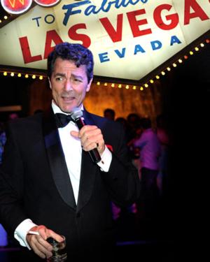 BWW Reviews: Andy DiMino as Dean Martin at Encore Dinner Theatre Tonight Only