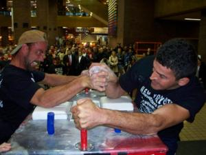 37th Annual NYC 'Queensboro' Arm Wrestling Championships  Set for 8/9
