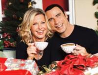 John Travolta & Olivia Newton John Reunite for Christmas Album, Out Today, 11/13