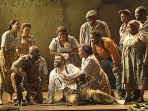 BWW Reviews: PORGY AND BESS Enthralls at the Palace