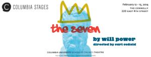 Columbia Stages to Present THE SEVEN, 2/12-15