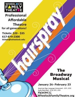 BWW Reviews: A Lot to See in Wheelock Family Theatre's HAIRSPRAY