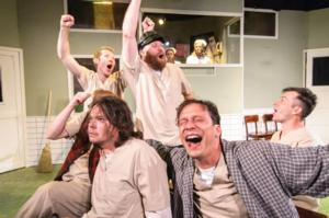 BWW Reviews: ONE FLEW OVER THE CUCKOO'S NEST is a Must See at Blank Canvas