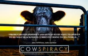 Documentary 'Cowspiracy: The Sustainability Secret' to Screen at Cinema du Parc