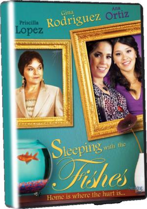 Ana Ortiz & Gina Rodriguez Star in SLEEPING WITH THE FISHES