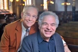 'Rejoice With Itzhak Perlman and Cantor Yitzchak Meir Helfgot' Airs Tonight on PBS's GREAT PERFORMANCES