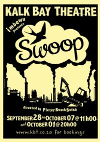 Kalk Bay Theatre Opens SWOOP Tonight, Sept 28
