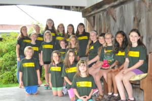 Hackmatack Children's Drama Camp Presents THE SECRET GARDEN