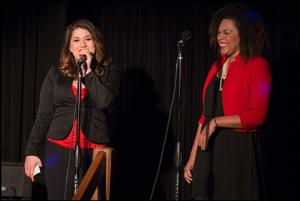 LEZCAB SINGS DUETS! Set for Stonewall Inn, 7/20