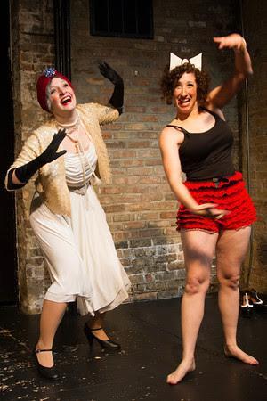 THE PLUCKY SHOW to Begin Performances 2/13 at Gorilla Tango Bucktown